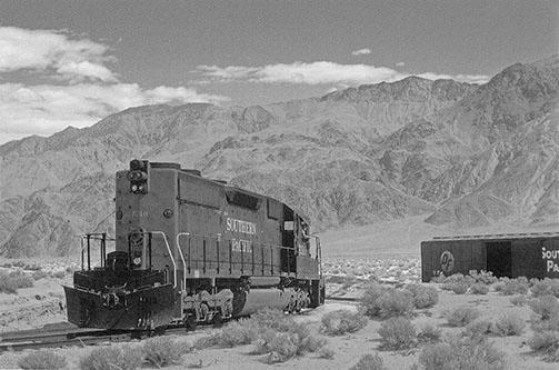 The Carson & Colorado Railroad 1