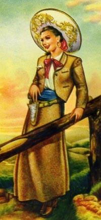 Classic Cowgirls 8