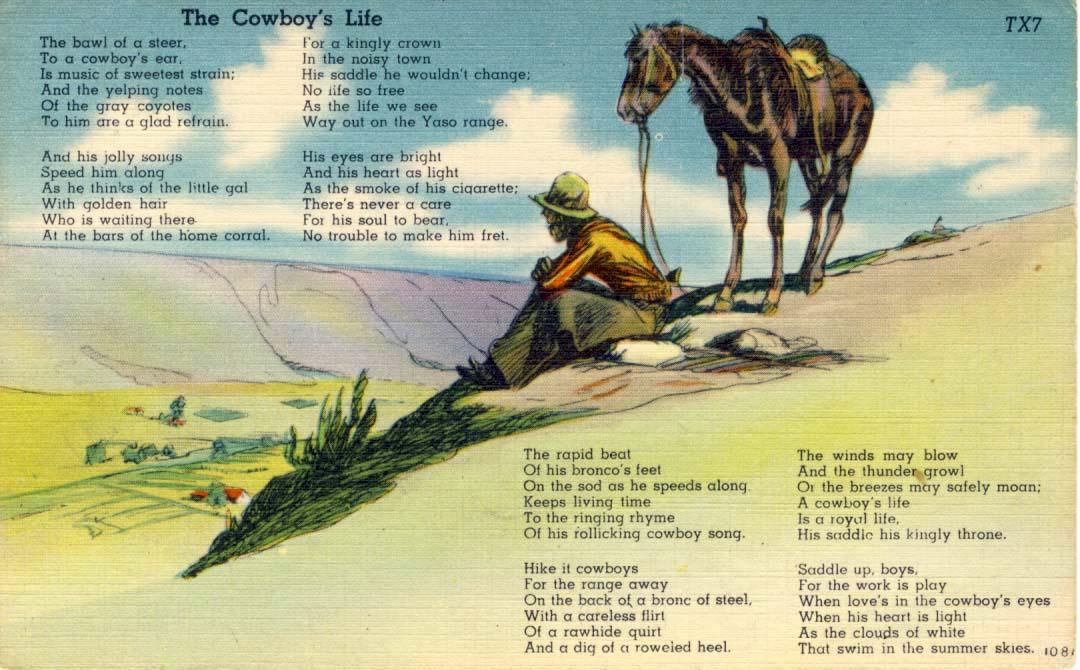 Life As A Cowboy