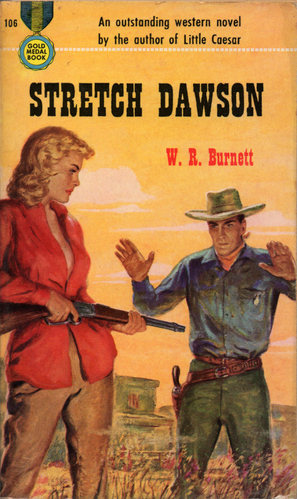 Cowgirl Pulp Art And Magazines 4