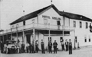 Hotel Keeler