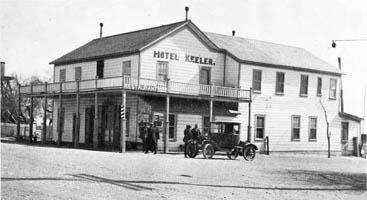 keeler hotel