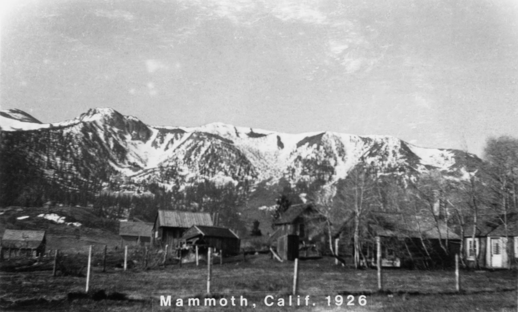 Mammoth Lakes and Surr...